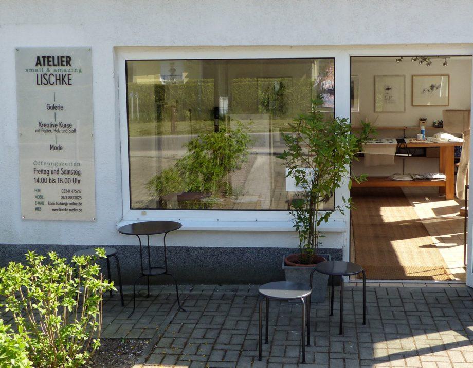 Willkommen im Atelier Lischke