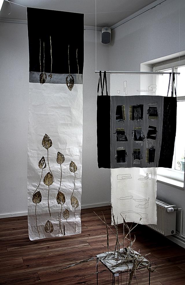 Textiles von Karin Lischke