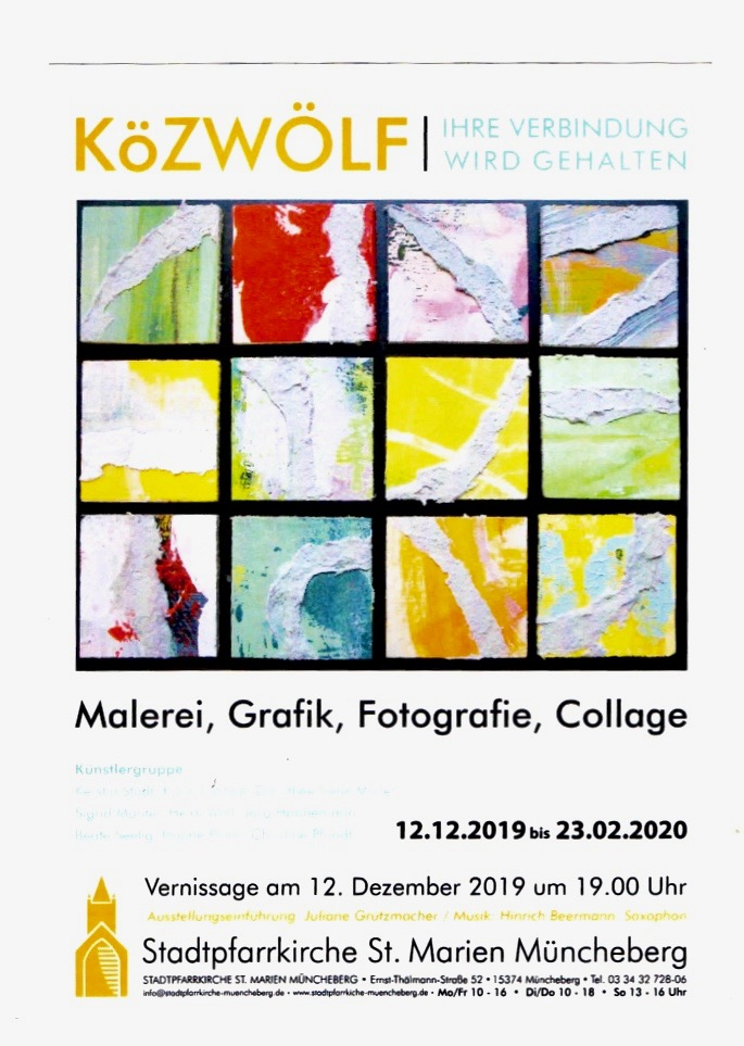 Vernissage der Kö12