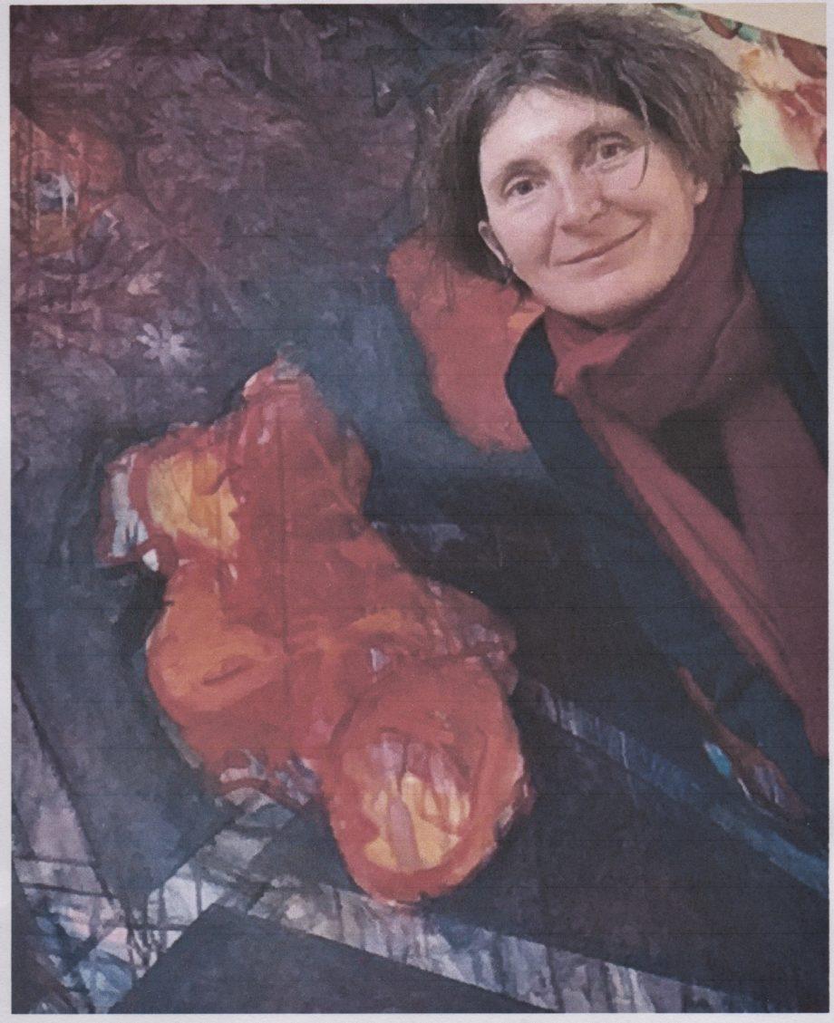 Ausstellung von Kerstin Studt im Atelier Lischke